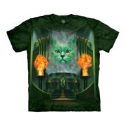 The Mountain Cat Great And The Powerful Wizard Of Oz Adult Unisex T-Shirt