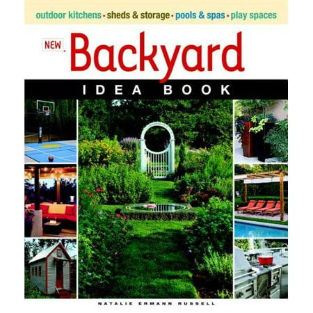 New Backyard Idea Book for $<!---->
