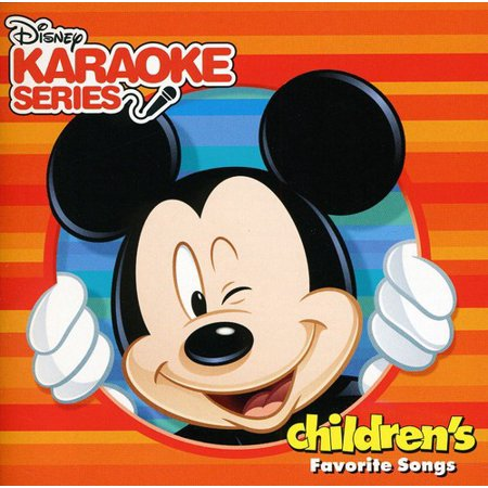 Disney's Karaoke Series: Children's Favorite Songs (Essential Songs Series)