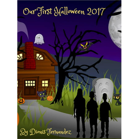 Our First Halloween 2017 - eBook - Halloween Blow Ups 2017
