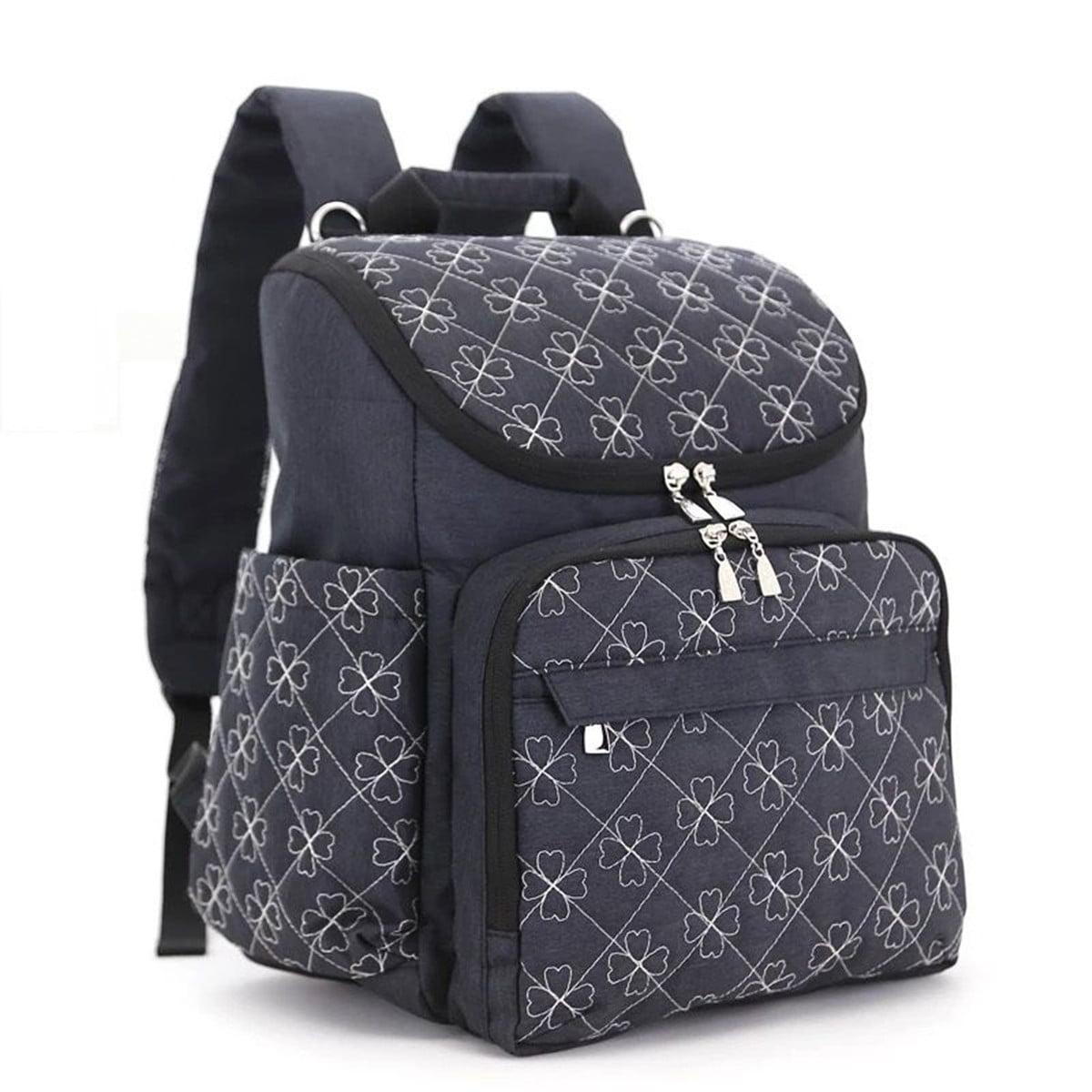 New Mummy Maternity Baby Diaper Bag Travel Backpack Nappy Organizer Nursing Tote