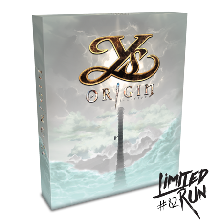 Ys Origin Collector's Edition (Limited Run #82) [PlayStation 4] ()