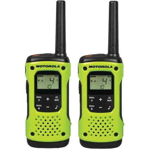 Motorola T605 (2 Pack) Walkie Talkies