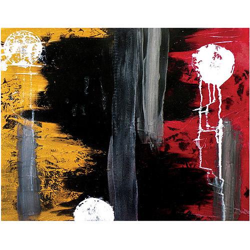 """Trademark Art """"Hurt"""" by Nicole Dietz"""