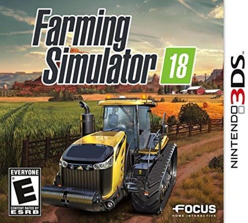 Farming Simulator 18, Maximum Games, Nintendo 3DS, 854952003646