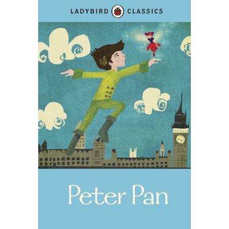 Ladybird Classics: Peter Pan - eBook