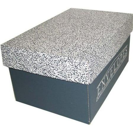 No. 10 Classic Linen Antique Gray Envelopes 24lb 500/Pack