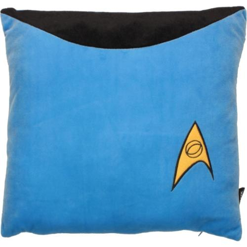"Star Trek 14"" x 14"" Uniform Pillow: Spock Blue"