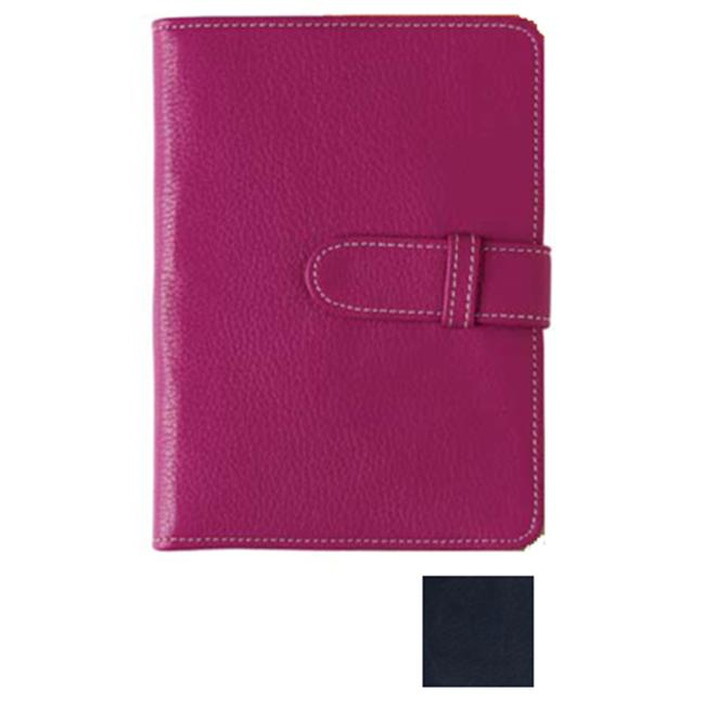 Raika RM 107 NAVY 4 x 6 Wallet Photo Brag Book - Navy