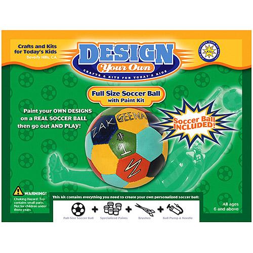 Janlynn Soccer Ball Paint Kit