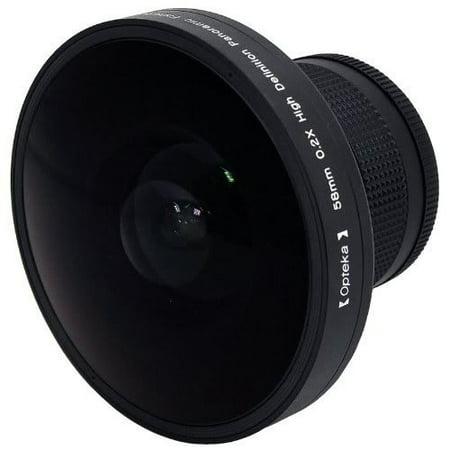 Opteka Platinum Series 0.2X HD Panoramic
