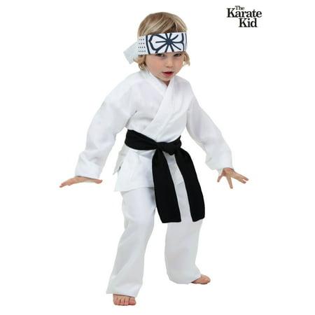 Toddler Daniel San Costume - San Antonio Costume Rental