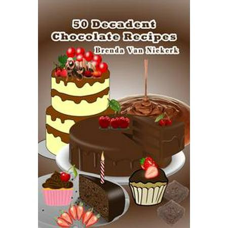 50 Decadent Chocolate Recipes - eBook - White Chocolate Mousse Recipe