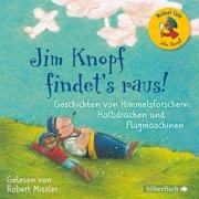 Jim Knopf findet's raus - Audiobook
