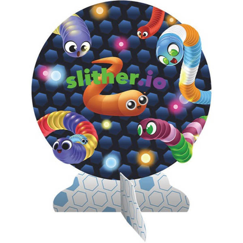 Slither.io Stand-Up Centerpiece (1ct)