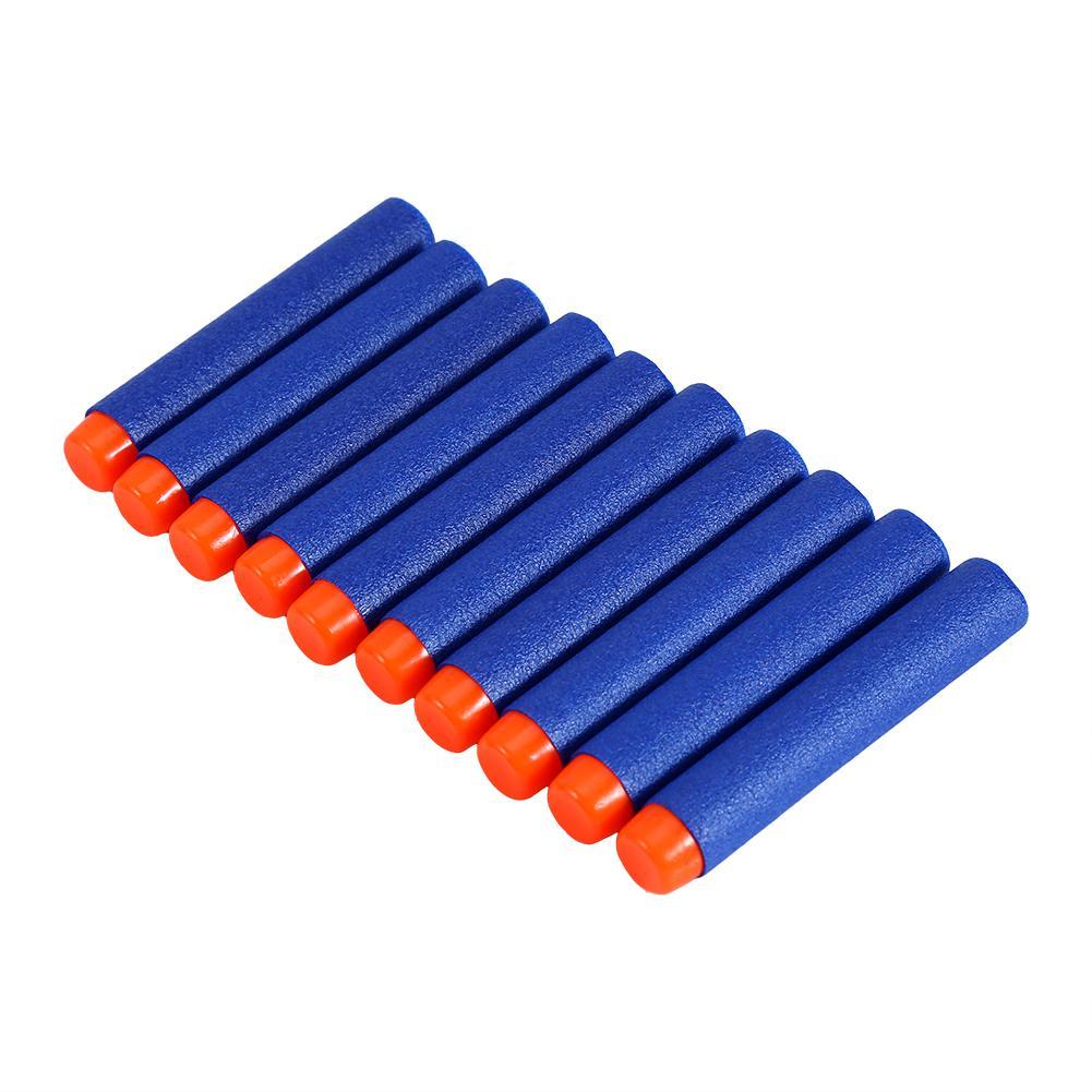 Lv. life Refill Bullet Blue Darts for Elite Series Blasters Toy Gun 100PCS,Darts
