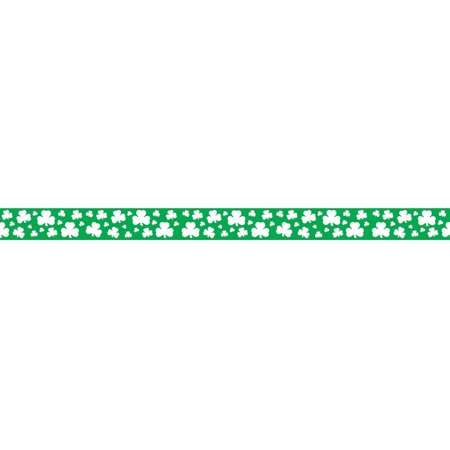 Shamrock Party Tape Halloween Decoration - Halloween Keep Out Tape