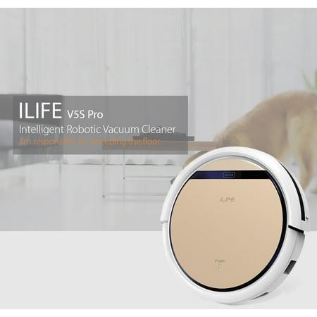 Ilife V5s Pro Robot Vacuum Cleaner Walmart Com