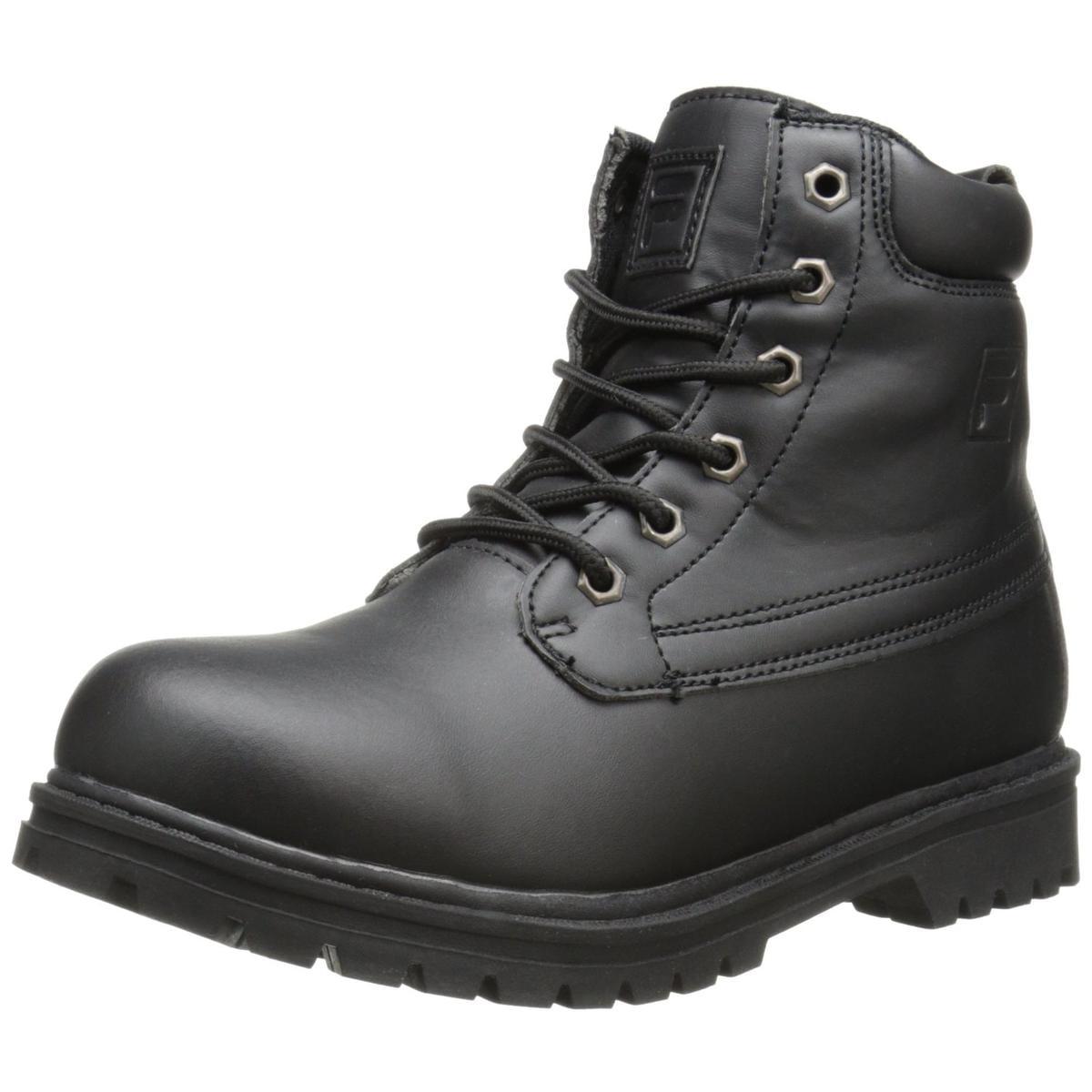 Fila Edgewater 12 Unisex Black Shoes by Fila