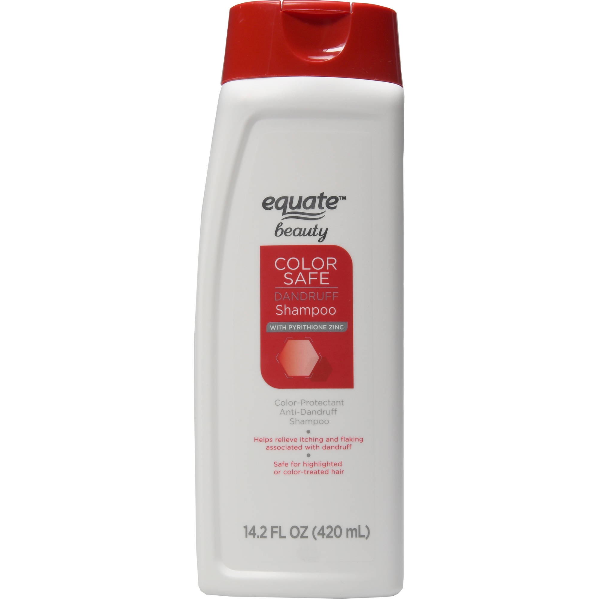 Equate Beauty Color Safe Dandruff Shampoo With Pyrithione Zinc 142