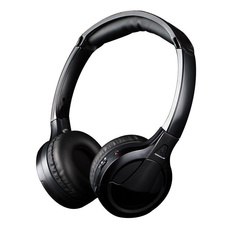 Wireless Over Ear Tv Headphones Jelly Comb Wireless Rf Stereo