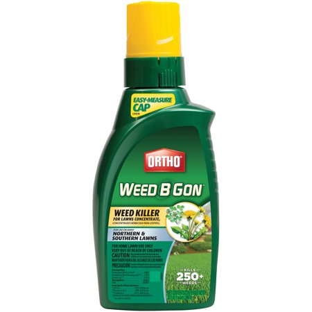 Ortho Weed B Gon Weed Killer For Lawns Concentrate  32 Oz