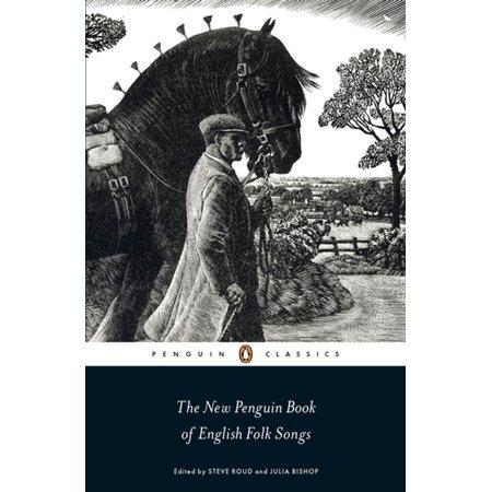 The New Penguin Book of English Folk Songs - eBook English Folk Song