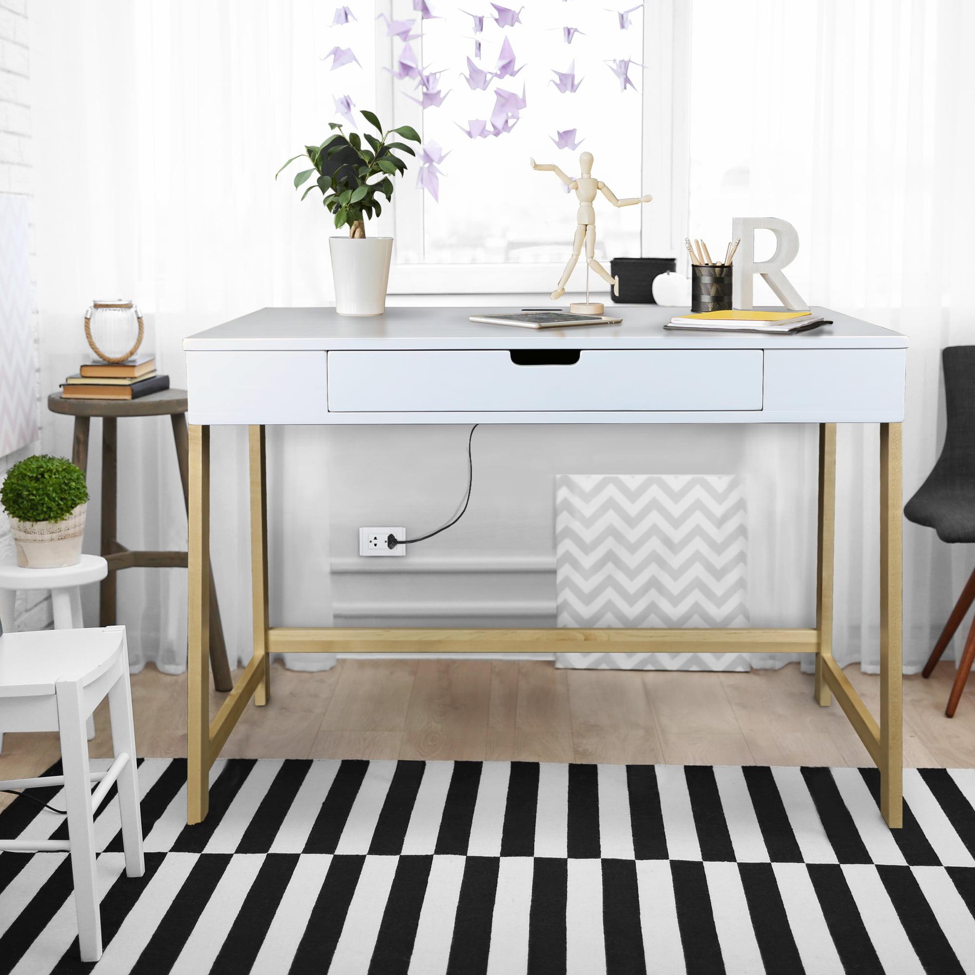 American Trails Art Deco Writing Desk, American Trails Art Deco Writing Desktop