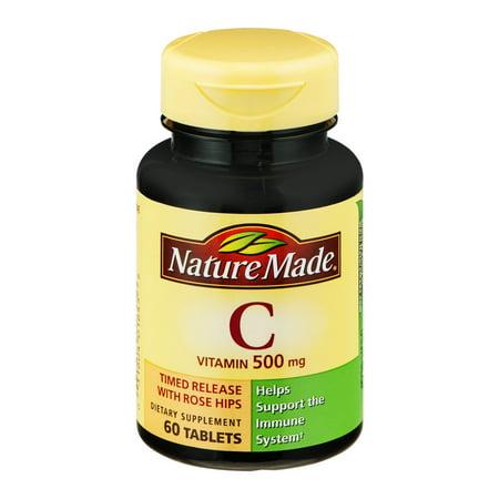 vitamine C 500 mg Comprimés - 60 CT