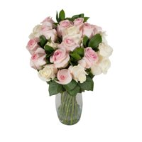 Bloomingmore Fresh Flowers Deluxe Hopeless Romantic Rose Bouquet 30 stems
