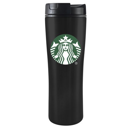 Starbucks 16 Ounce Black Vacuum Tumbler with Lid