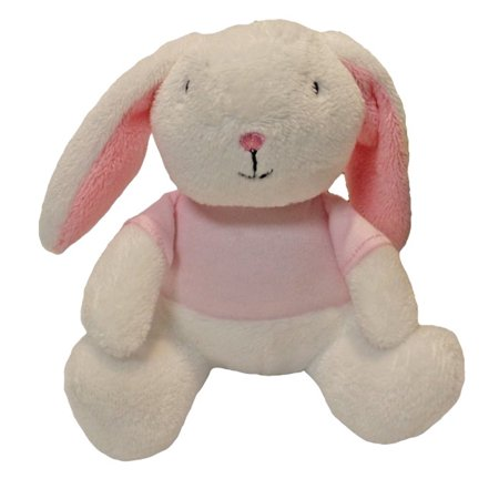 (Animal Adventure Easter Plush Miniature Super Soft Bunny W T-Shirt)
