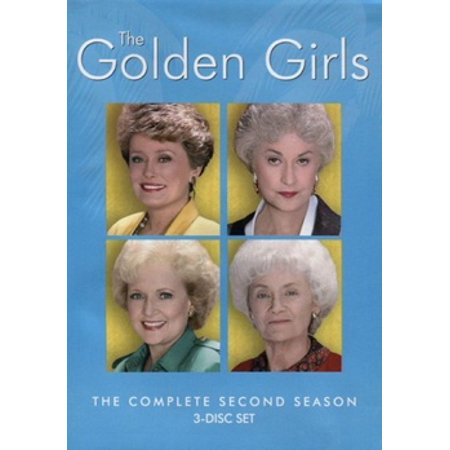 The Golden Girls: The Complete Second Season (DVD) ()