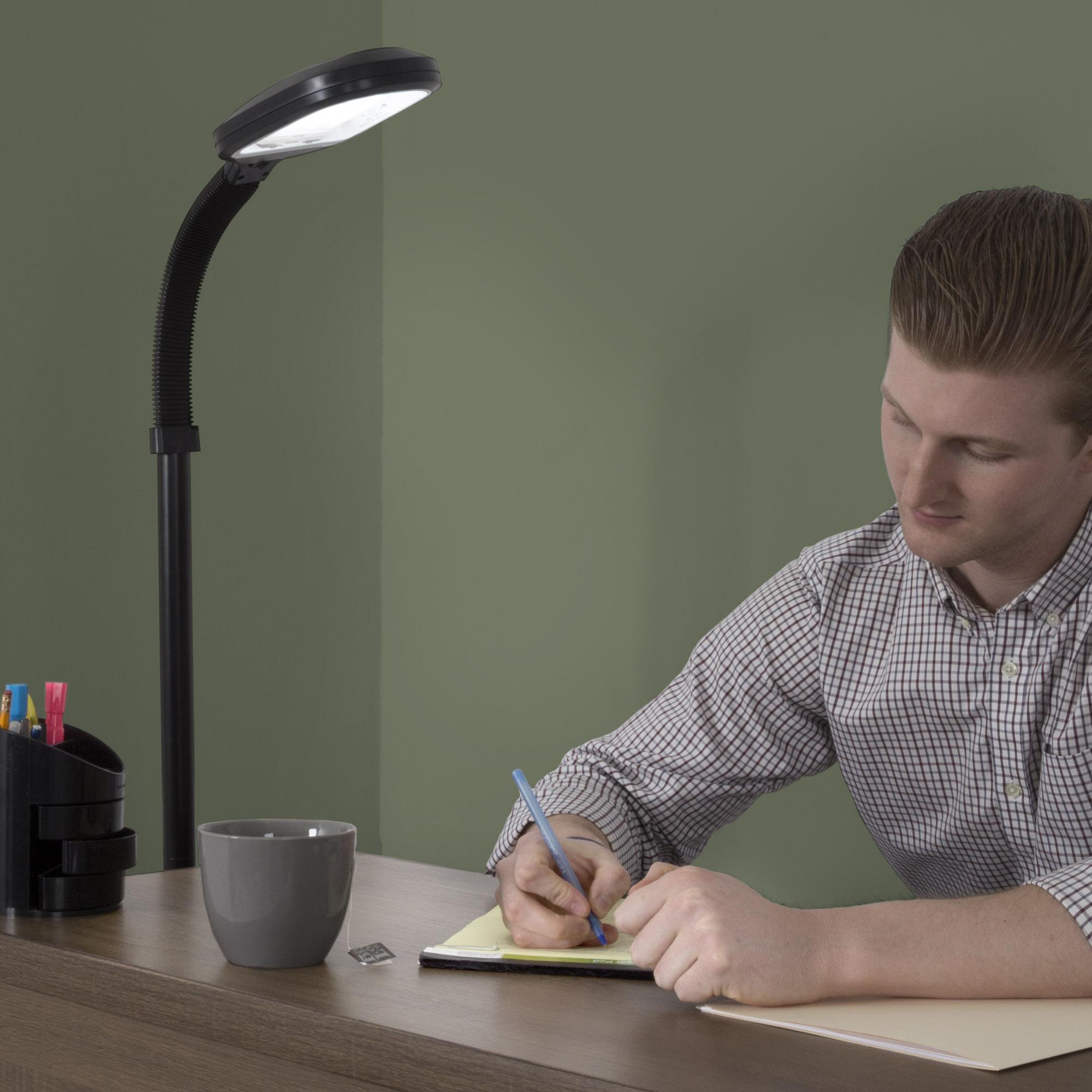 trademark global 5' sunlight floor lamp - walmart