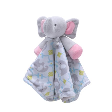 Mosunx Mini Cute Soft Plush Toys Elephant Stuffed Animal Baby Gift Animals Doll