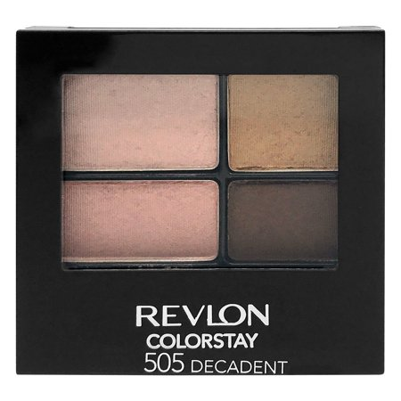 Revlon colorstay 16 hour eyeshadow, decadent
