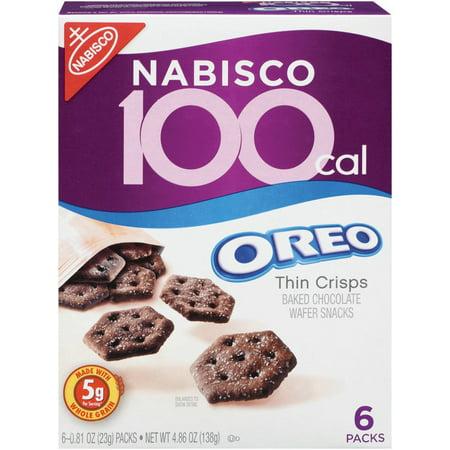 Nabisco 100 Calorie Packs Oreo