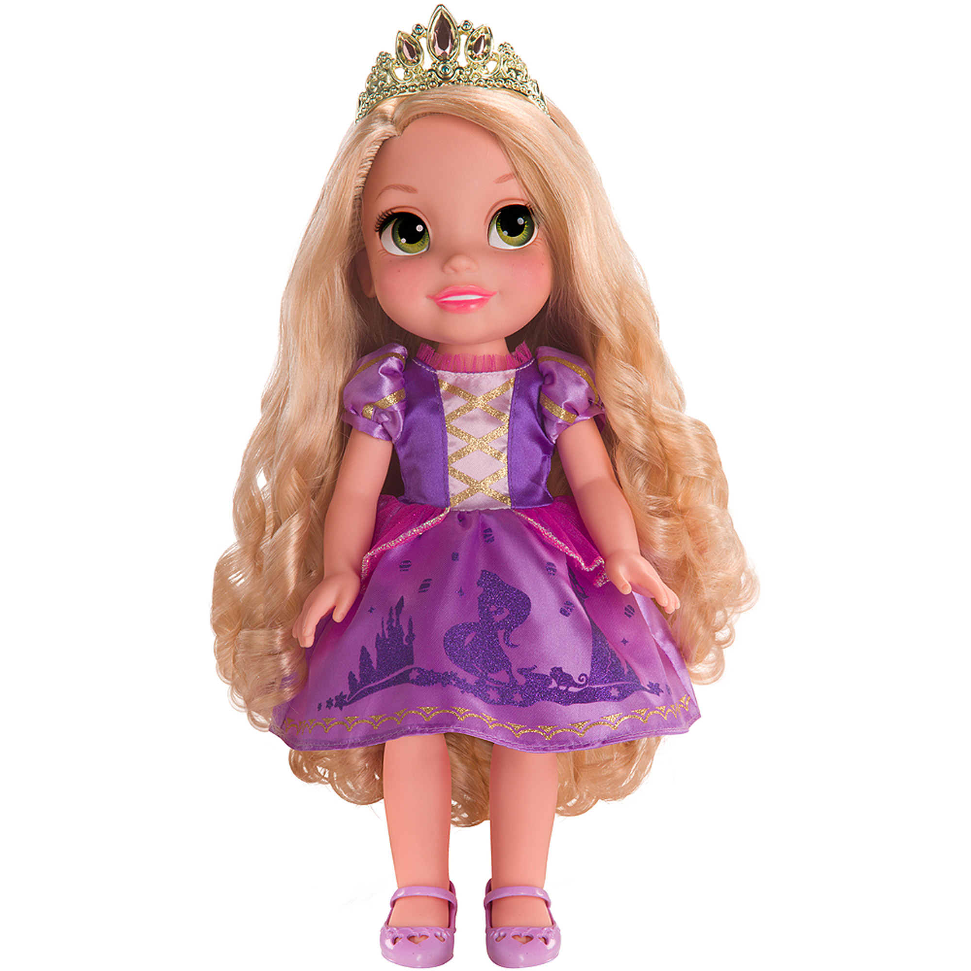 Toys For Kids Girls : Disney princess toddler rapunzel walmart