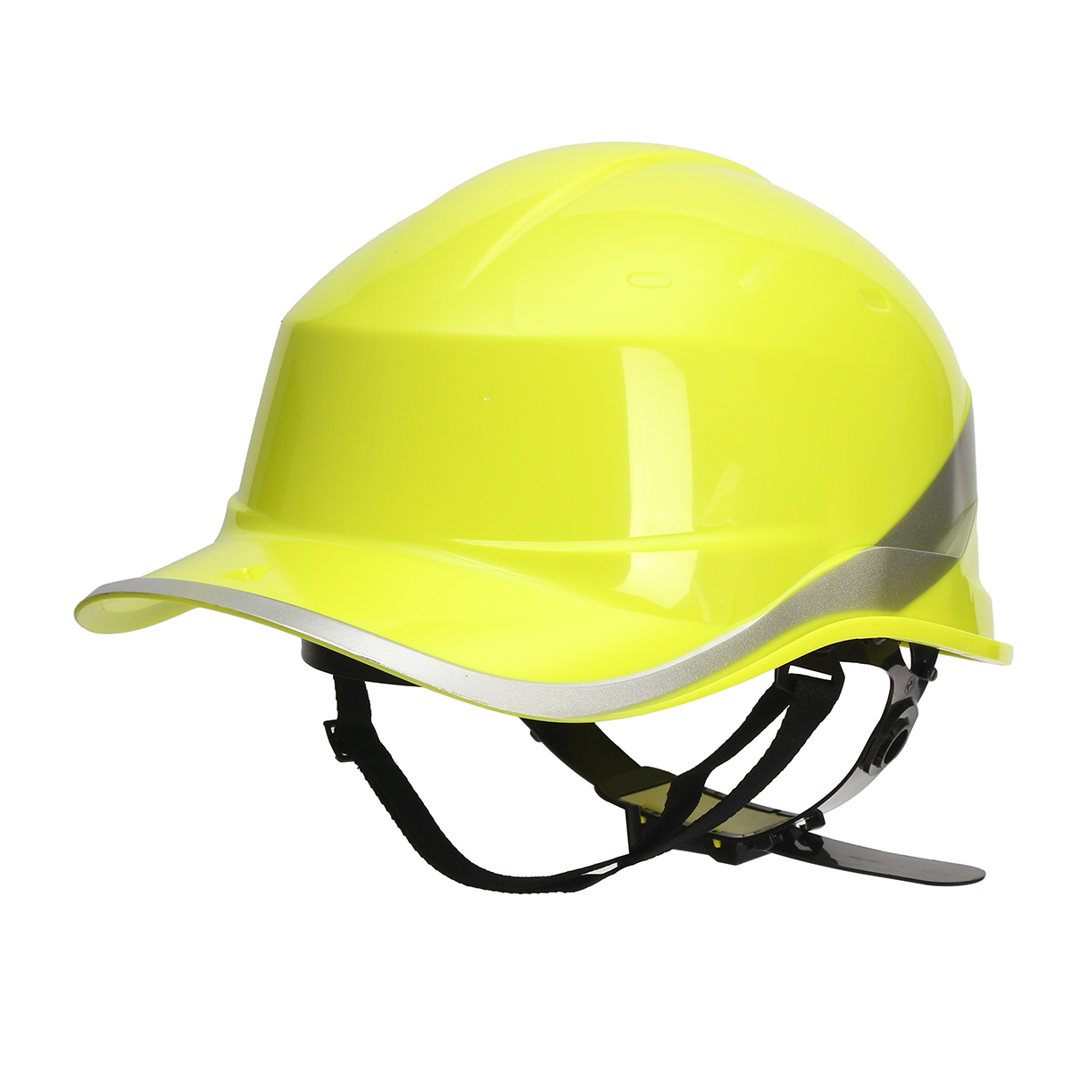 Safety Work Vented Cap 8 Point Standard Shell Ratchet Suspension Hard Hat Vented Construction Ratchet Helmets  for Construction Works