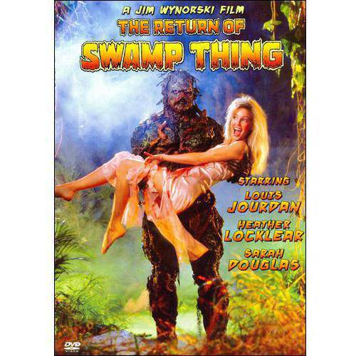 The Return Of Swamp Thing (Widescreen)