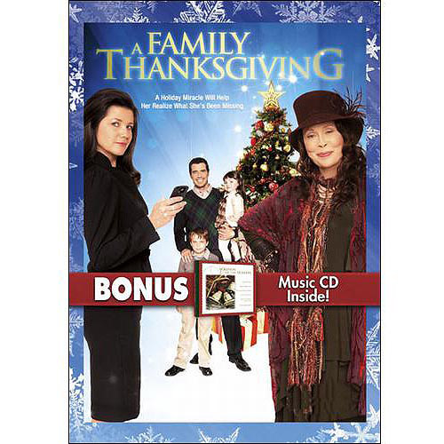 A Family Thanksgiving (With Sounds Of The Season CD)