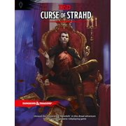 Dungeons & Dragons: Curse of Strahd (Hardcover)