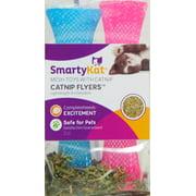 SmartyKat® Catnip Flyer™ Set of 2 Mesh Flyers Catnip Cat Toys