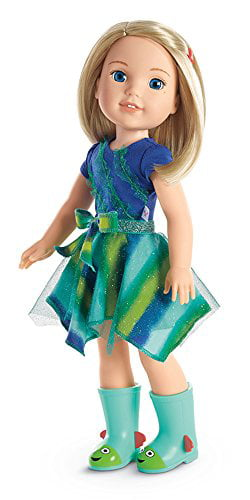 American Girl WellieWishers Camille Doll by