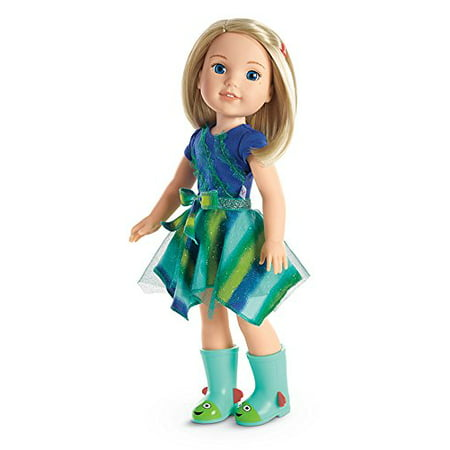 Native American Girl Doll - American Girl WellieWishers Camille Doll