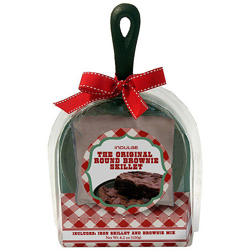 The Original Round Skillet Brownie Kit, 4.2 oz
