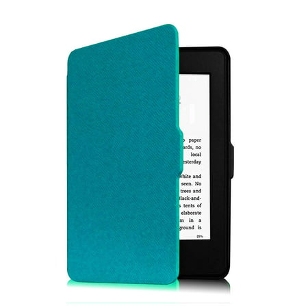 Fintie Slimshell Case for Kindle Paperwhite - Fits All Paperwhite Generations Prior to 2018, Royal
