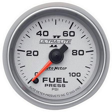 Auto Meter 4963 Ultra-Lite II 2-1/16