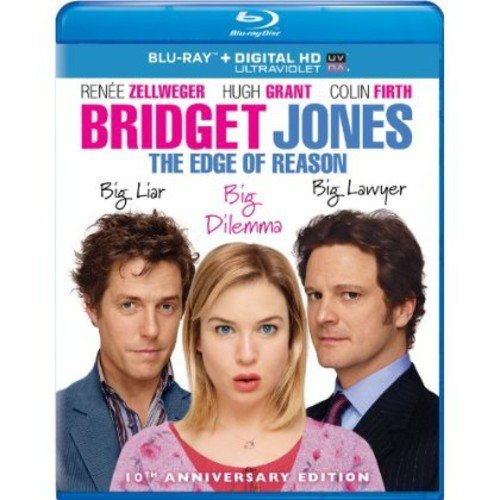 Bridget Jones: The Edge Of Reason - The 10th Anniversary (Blu-ray   Digital HD) (With INSTAWATCH) (Widescreen)