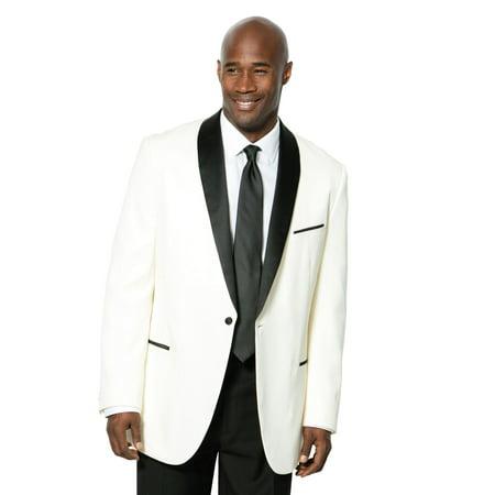 Ks Signature Men's Big & Tall Tuxedo Jacket - Tux Coat